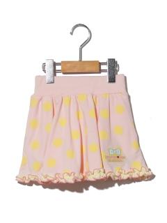 【POMONA KISS】水玉スカート