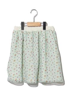 【chummy】リバーシブルスカート