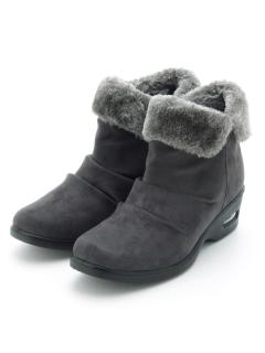 暖かシャーリングブーツ