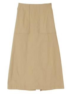 ストレッチAラインスカート