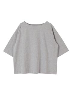 ビッグシルエットコットンTシャツ