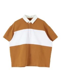 ワイドボーダーラガーシャツ