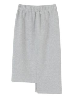イレギュラーヘムタイトスカート