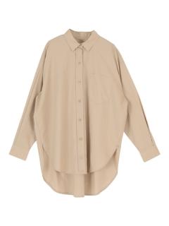 2wayデザインオーバーシャツ