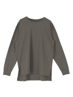 ベーシック長袖Tシャツ/トップス