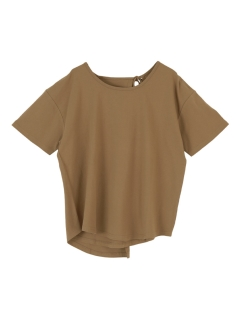 【titivate】バックデザインカットソーTシャツ