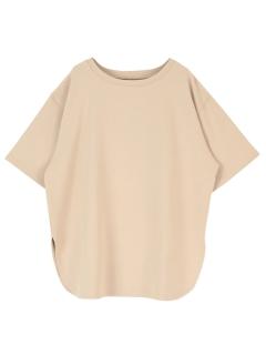【titivate】カットソービッグシルエットTシャツ