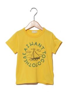 ロゴヨットTシャツ