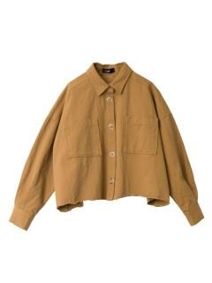 ショートシャツジャケット