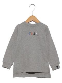 長袖Tシャツ(刺繍)