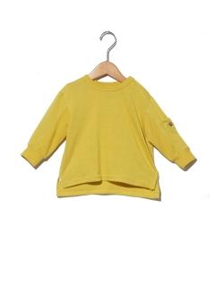 異素材切り替えTシャツ