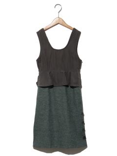エマーブルジャンバースカート