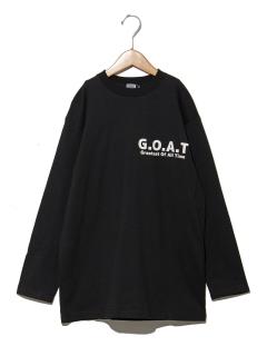BIGシルエット長袖Tシャツ