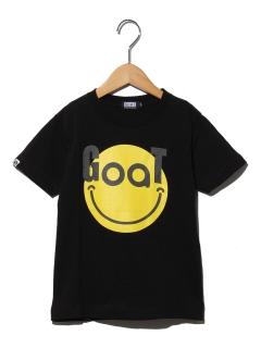 【~130サイズ以下】SMILE GOAT T