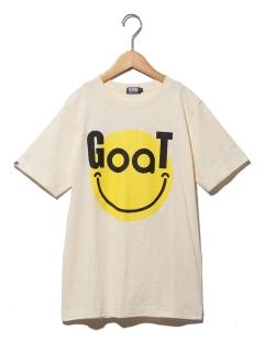 【140サイズ以上~】SMILE GOAT T