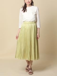 ブライトカラースカート