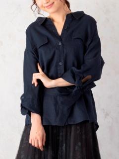 テレデランシャツジャケット