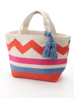 【Lilas Campbell】LP TOTE BAG fiesta