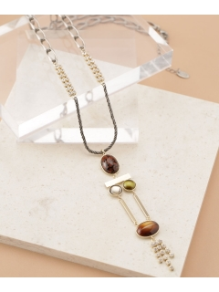 【ADER.bijoux】EARTH long necklace
