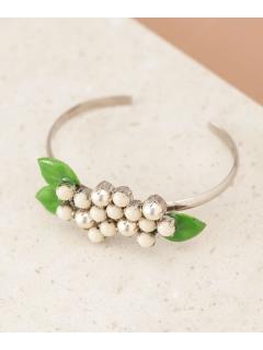 【ADER.bijoux】Hydrangea Bangle
