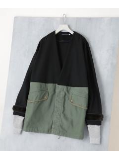 【HARVEY FAIRCLOTH】Raglan Sleeve Surplus Coat