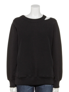 【JANE SMITH】CREW NECK SWEAT PULL OVER