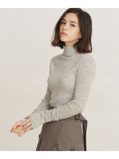 【R JUBILEE】TURTLENECK KNIT