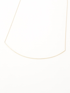 【SU_I】HARE BAR NECKLACE