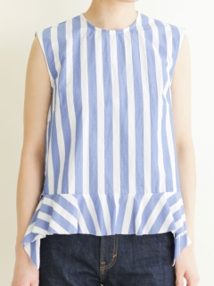 【SACRA】WIDE STRIPE