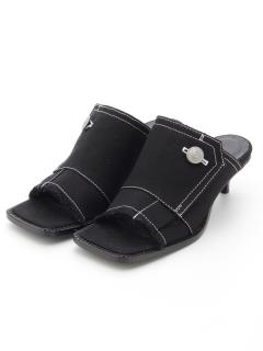 【MM6】Cuffs Mule