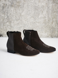 【CAMINANDO】別注SIDE ZIP BOOTS
