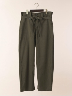 【CHEVRE】WIDE PANTS