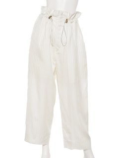 【JANE SMITH】DRAWSTRING PANTS