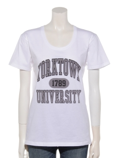 College T-shirt/C