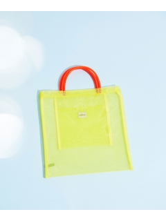 【CASSELINI】チュールバッグ