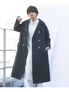 【ODORANTES】OD/ダブルブレストコート
