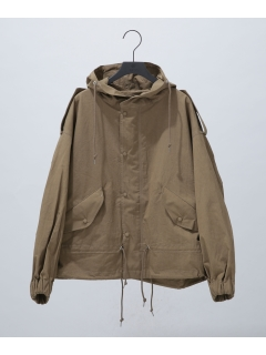 【JANE SMITH】SHORT MODS COAT