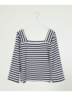 【DEMYLEE】Elliotte Stripe Top