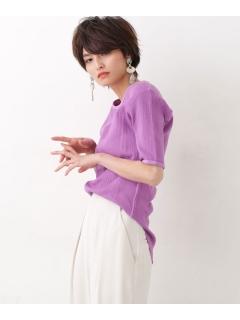 【R JUBILEE】別注Back-open Layerd Tee