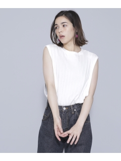 【YOUNG & OLSEN The DRYGOODS STORE】BROAD RIB SURF TANK