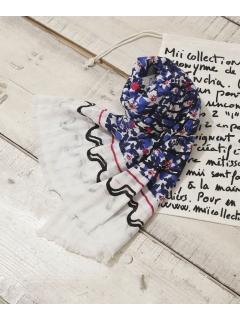 【mii】JASMIN Stamp スカーフ