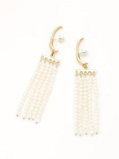 【FARIS】SWING Pierced Earrings