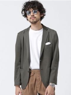 スピンコットン鹿子シャツジャケット