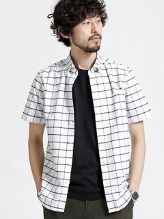 スーピマオックスB.Dシャツ S/S