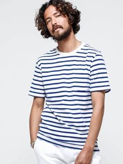 ショートリングパイルTシャツ SS