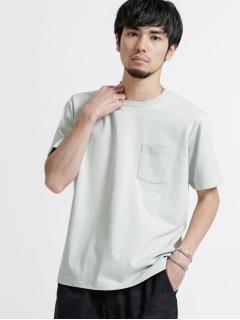 ポケ付Big Tシャツ