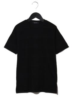 ランダムリップルTシャツSS