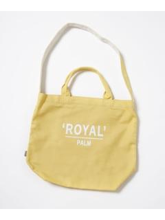【ROYAL PALM】RP 2WAYキャンバスショルダーバッグ