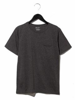Anti Soaked杢CネックTシャツ 9999181210053