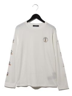 キャラクターTシャツ LS 9999181210089